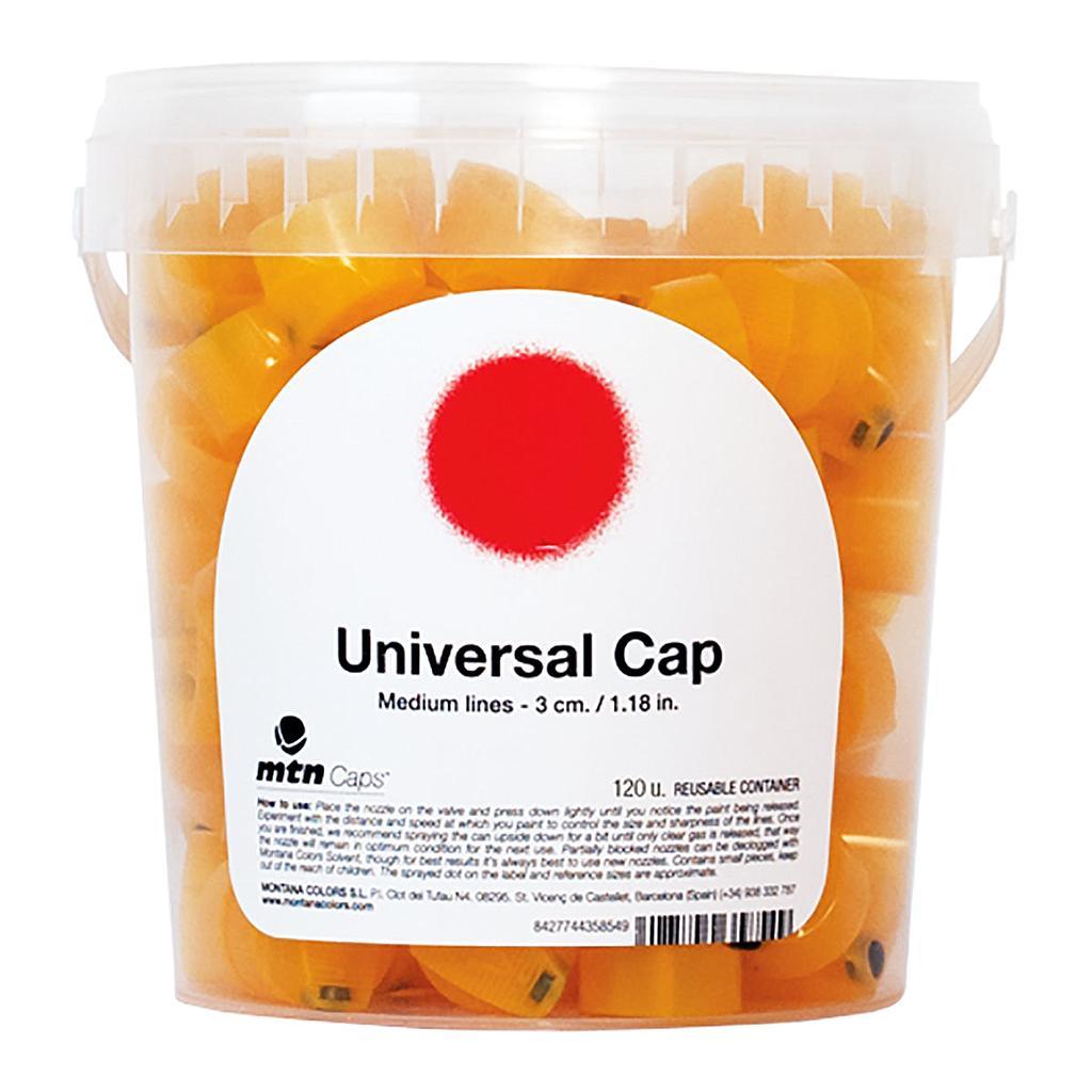 MTN Banana Universal Caps 50 Pack